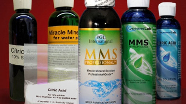 Garage Doors Winnipeg >> Health Canada issues warning about Miracle Mineral ...