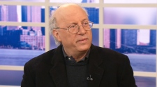 Stephen Strauss, vice president of the Canadian Science Writers' Association appear on Canada AM, Tuesday, March 6, 2012.