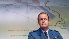 Gen. Tom Lawson in Ottawa