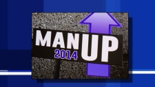 Man-Up campaign