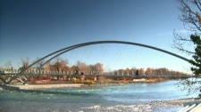St. Patrick's Bridge - Calgary