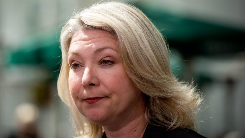 Long-time Liberal MLA Mary Polak has lost her seat in the 2020 election. (File photo)