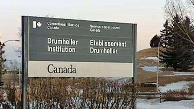 Inmate injured, Drumheller Institution, Drumheller