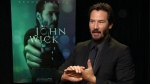 Canada AM: Keanu Reeves on his new project