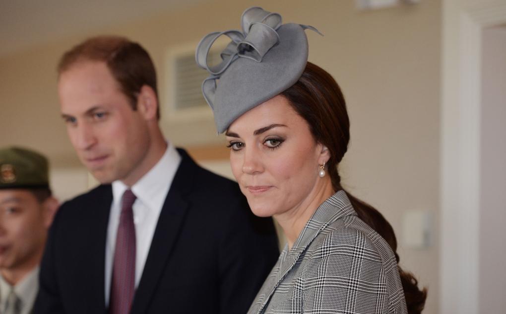 Kate, Duchess of Cambridge,