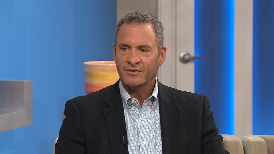 Clint Malarchuk speaks to CTV's Canada AM on Tuesday, Oct. 21, 2014.