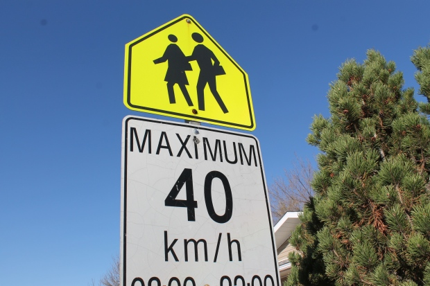 Citaten School Zone : Ontario to bring back photo radar for school zones ctv news
