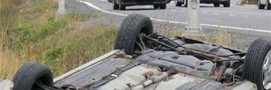 St. Jean car crash