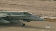 CTV Edmonton: Six fighter jets leave Cold Lake