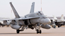 Canadian fighter jets leave Alberta for Kuwait