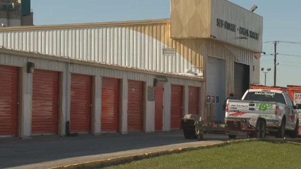 Infants' remains found in storage locker