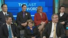 Winnipeg mayoral candidates