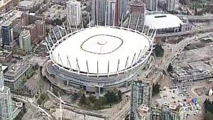 BC Place retractable roof hazard