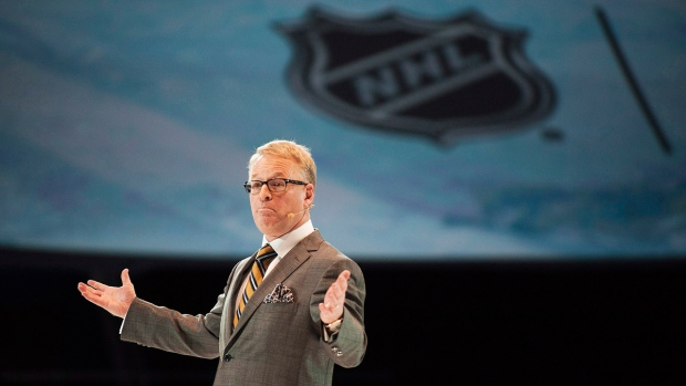 President of Rogers Media Keith Pelly in Toronto