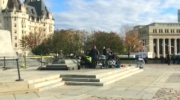 Shooting at Ottawa War Memorial