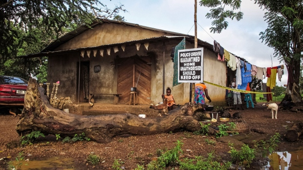 Ebola death toll rises 4,877 people