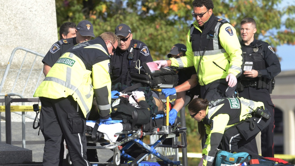 Ottawa Parliament Hill shooting victim