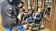 Canada AM's Beverly Thomson visits Johnny Reid at his home in Franklin, Tenn., where he opens up about his recipe for success.