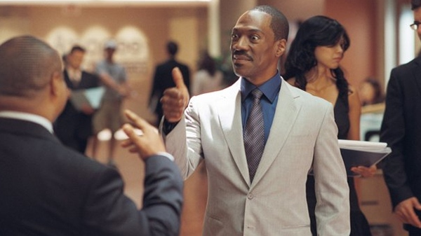 Eddie Murphy stars in the 2012 comedy 'A Thousand Words.""