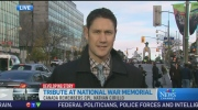 CTV News Channel: Tribute at National War Memorial