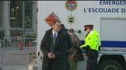 Extended: Man detained near War Memorial