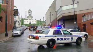 Arrest in Halifax