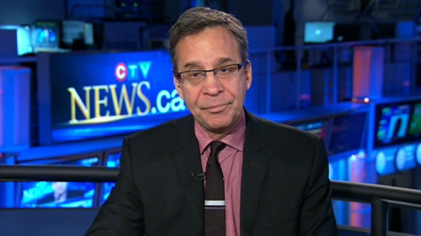 Labour lawyer Howard Levitt appears on Canada AM, Friday, March 9, 2012.