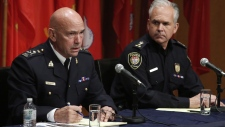 RCMP Commissioner Bob Paulson gives update