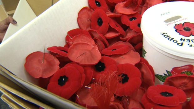 Poppy distribution ramps up in wake of