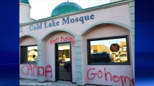 Cold Lake Mosque - Courtesy of Cold Lake Sun