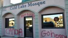 Cold Lake Mosque