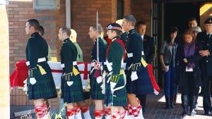 LIVE NOW: Cpl. Nathan Cirillo procession departs Ottawa