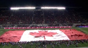 Extended: 'O Canada' at Ottawa REDBLACKS game