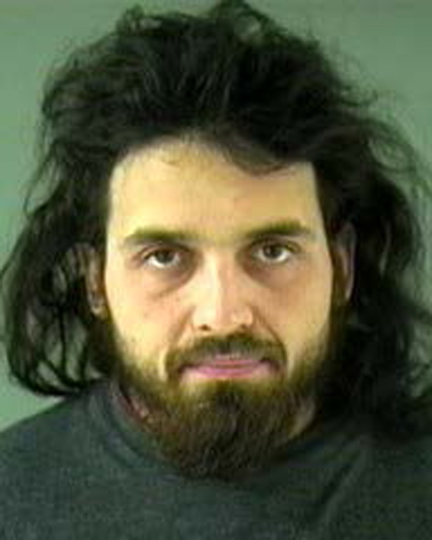 Michael Zehaf-Bibeau is shown in this undated police photo. (Vancouver Police Department)