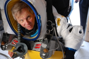 Google exec breaks sound barrier in supersonic freefall from near-space