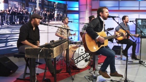 The Trews perform 'Highway of Heroes'