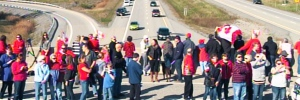 Cpl. Nathan Cirillo honoured in Highway of Heroes