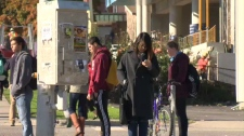 CTV Kitchener: University students