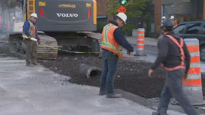 Montreal will continue to see road construction crews for years to come
