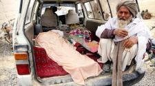 Afghanistan, U.S. service man, civilians, death