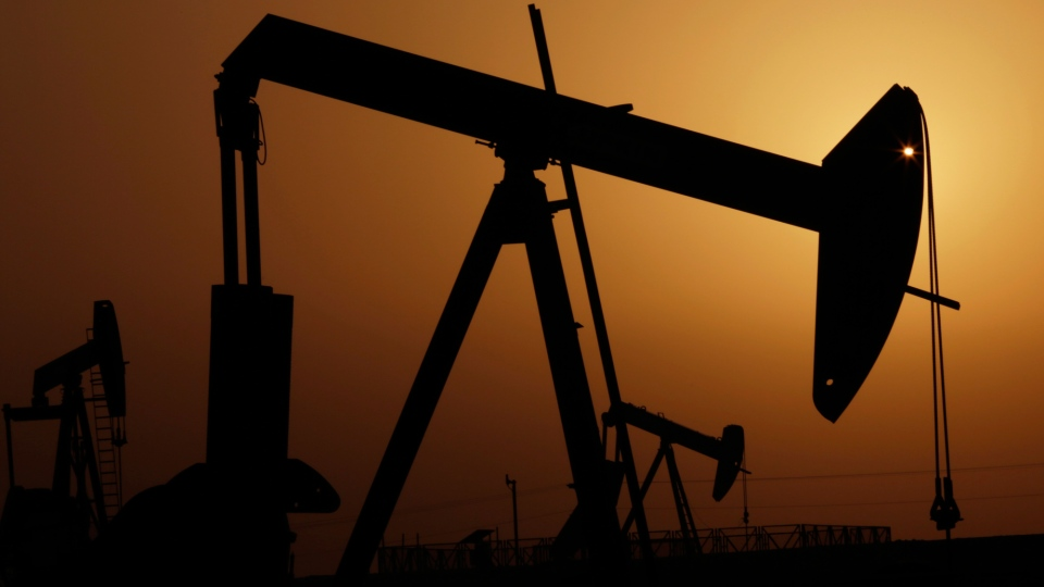 CTV News Channel: Price of oil dropping