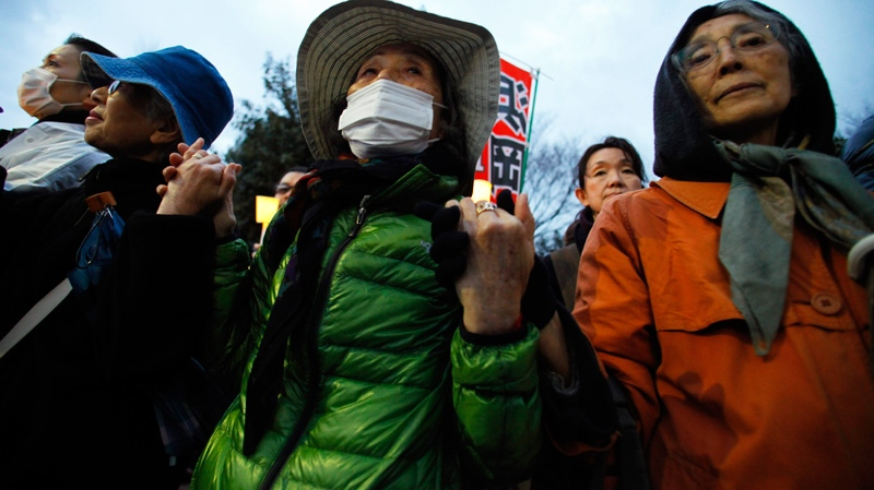 one year anniversary, japan, fukushima