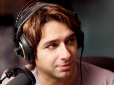 CBC radio host Jian Ghomeshi