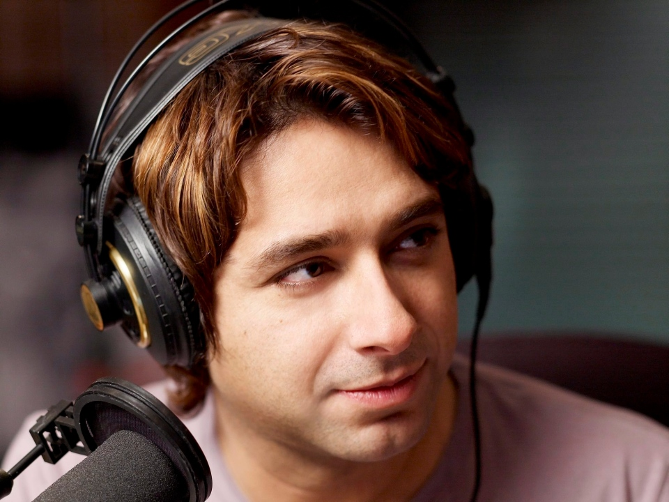 Former CBC radio host Jian Ghomeshi is shown in a handout photo. (Provided / CBC)
