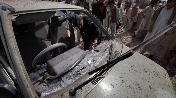 (AP /Mohammad Sajjad)