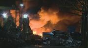 Laval fire