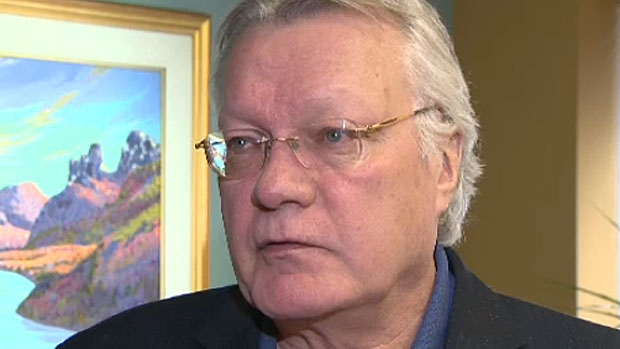 Rod Love, the man behind former Calgary mayor and Alberta Premier Ralph Klein, has died.