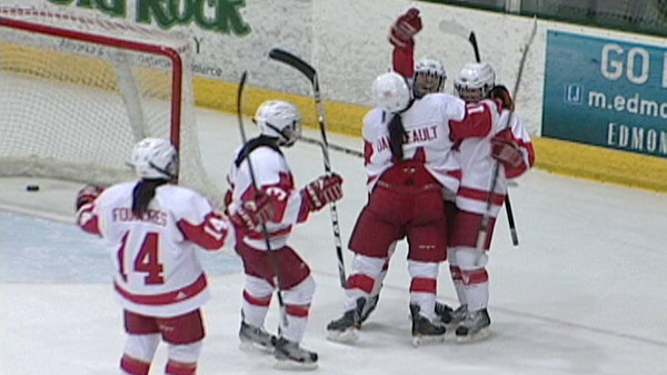 CIS women's hockey