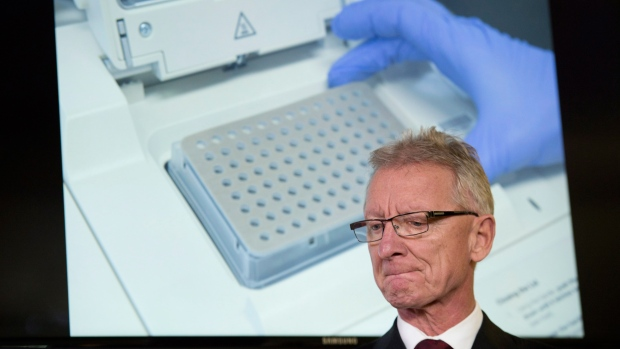 Ottawa missing persons DNA database