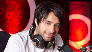 Radio host Jian Ghomeshi is shown in a handout photo. (HO / CBC )